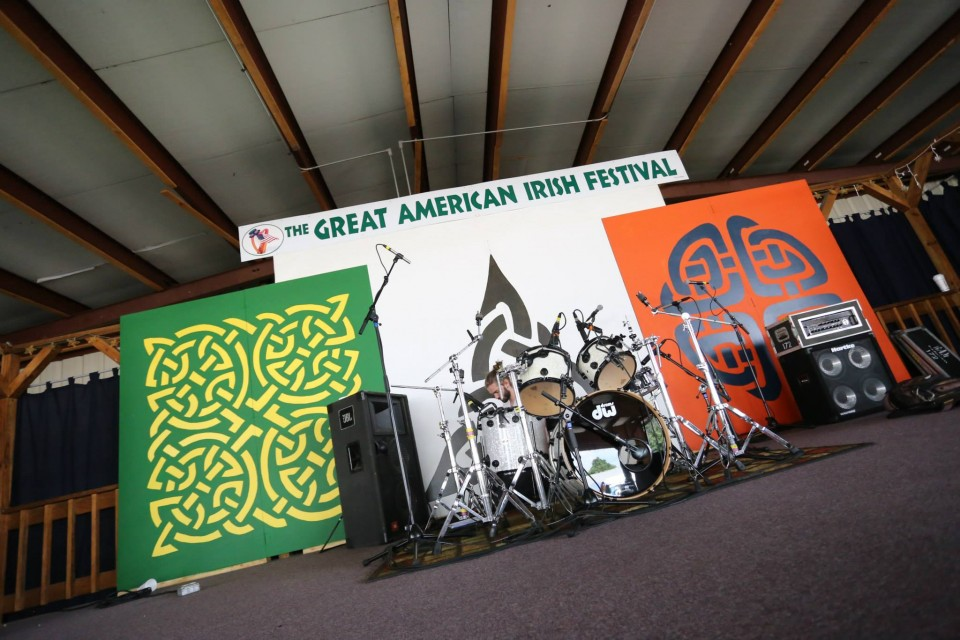 The Great American Irish Festival NY State