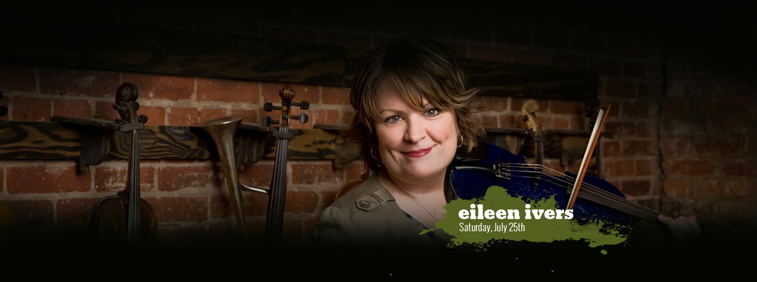 Eileen Ivers - Saturday Headliner
