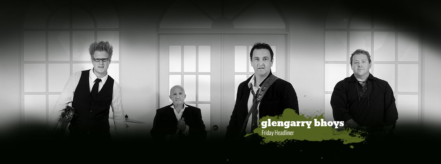Glenharry Bhoys - Friday Headliner